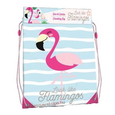 flamingos, gyerek, tornazsak, lany