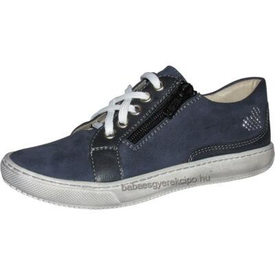 Szamos, kék színű, átmdeneti cipő nagylányoknak.