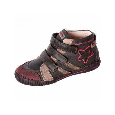 bordó, d.d.step, átmeneti bőrcipő