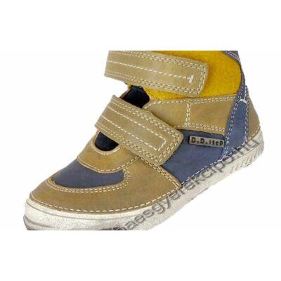 d.d.step-fiú-átmeneti-bőrcipő