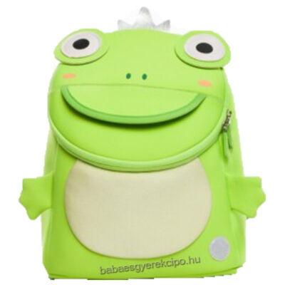 Cocomilo 3D békás hátizsák gyerekeknek.