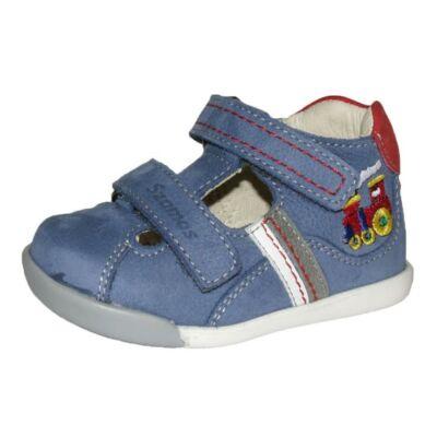 szamos, első lépés  gyerek bőrcipő